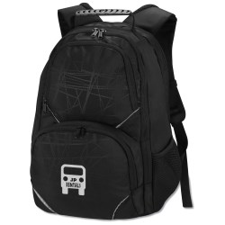 View a larger, more detailed picture of the Marseilles Laptop Backpack