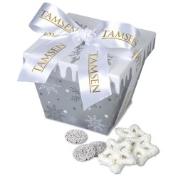 View a larger, more detailed picture of the Frosty Chocolate Gift Box