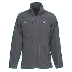 View a larger, more detailed picture of the Eddie Bauer Wind Barrier Fleece Jacket - Men s