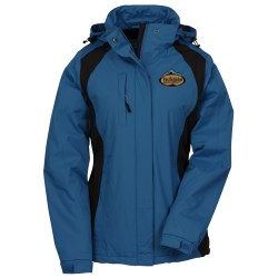 View a larger, more detailed picture of the Element Insulated Waterproof Jacket - Ladies