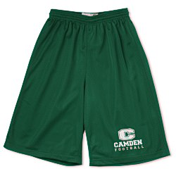 View a larger, more detailed picture of the Classic Mesh Reversible Shorts - 11 Inseam