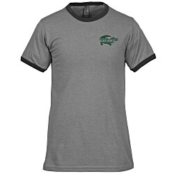 View a larger, more detailed picture of the Canvas Ringer T-Shirt - Men s