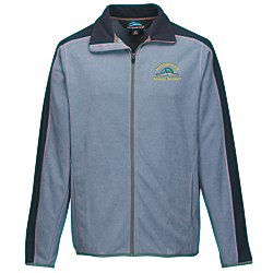 View a larger, more detailed picture of the Oakglen Microfleece Jacket - Men s