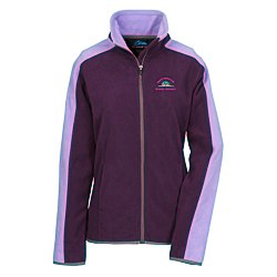 View a larger, more detailed picture of the Oakhaven Microfleece Jacket - Ladies