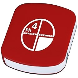View a larger, more detailed picture of the 4 Compartment Pill Case