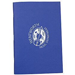 View a larger, more detailed picture of the Eco Meeting Notebook - 9 x 6 - 96 Page