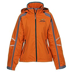 View a larger, more detailed picture of the Blyton Lightweight Waterproof Jacket - Ladies