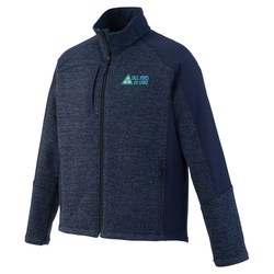 View a larger, more detailed picture of the Kitulo Sweater Hybrid Soft Shell Jacket - Men s