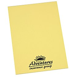 View a larger, more detailed picture of the Scratch Pad - 7 x 5 - Color - 25 Sheet