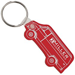 View a larger, more detailed picture of the Van Soft Key Tag