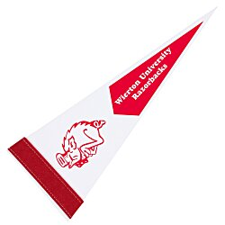 View a larger, more detailed picture of the Pennant 5 x 12 - White