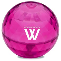 View a larger, more detailed picture of the Diamond Hi Bounce Ball - Closeout Color
