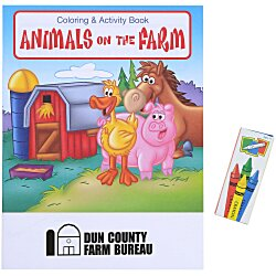 View a larger, more detailed picture of the Fun Pack - Animals On The Farm