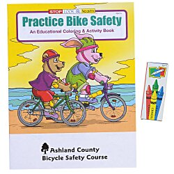 View a larger, more detailed picture of the Fun Pack - Practice Bike Safety
