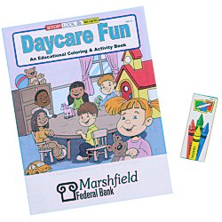 View a larger, more detailed picture of the Fun Pack - Daycare Fun