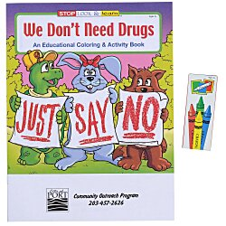 View a larger, more detailed picture of the Fun Pack - We Don t Need Drugs
