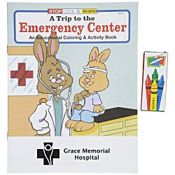 View a larger, more detailed picture of the Fun Pack - A Trip to the Emergency Center