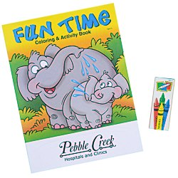 View a larger, more detailed picture of the Fun Pack - Fun Time