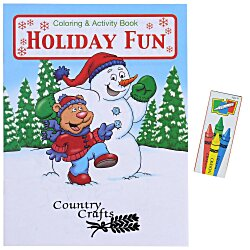View a larger, more detailed picture of the Fun Pack - Holiday Fun
