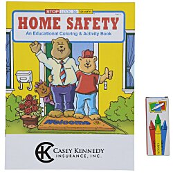 View a larger, more detailed picture of the Fun Pack - Home Safety