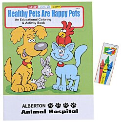 View a larger, more detailed picture of the Fun Pack - Healthy Pets Are Happy Pets