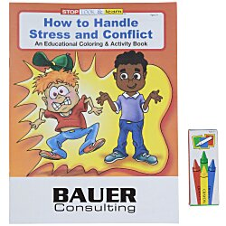View a larger, more detailed picture of the Fun Pack - How to Handle Stress & Conflict