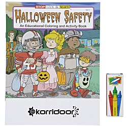 View a larger, more detailed picture of the Fun Pack - Halloween Safety