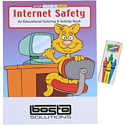 View a larger, more detailed picture of the Fun Pack - Internet Safety