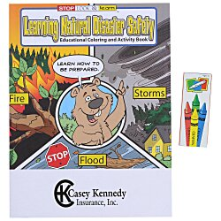 View a larger, more detailed picture of the Fun Pack - Learning Natural Disaster Safety