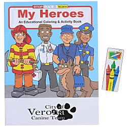 View a larger, more detailed picture of the Fun Pack - My Heroes