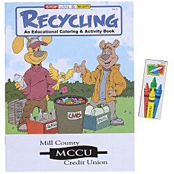 View a larger, more detailed picture of the Fun Pack - Recycling