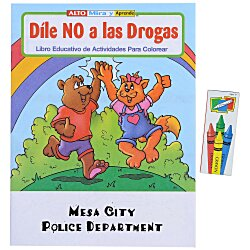 View a larger, more detailed picture of the Fun Pack - Stay Drug Free - Spanish