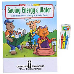 View a larger, more detailed picture of the Fun Pack - Saving Energy & Water
