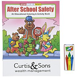 View a larger, more detailed picture of the Fun Pack - After School Safety