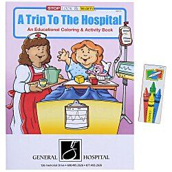 View a larger, more detailed picture of the Fun Pack - A Trip To The Hospital