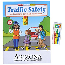 View a larger, more detailed picture of the Fun Pack - Traffic Safety