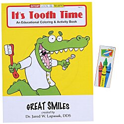 View a larger, more detailed picture of the Fun Pack - It s Tooth Time