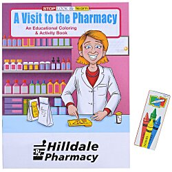 View a larger, more detailed picture of the Fun Pack - A Visit to the Pharmacy