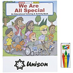 View a larger, more detailed picture of the Fun Pack - We Are All Special