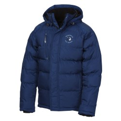 View a larger, more detailed picture of the Balkan Insulated Quilted Jacket - Men s