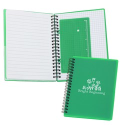 View a larger, more detailed picture of the Bright Ideas Notebook - Closeout