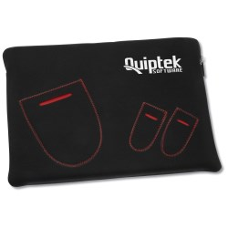 View a larger, more detailed picture of the TuckAway Laptop Sleeve - Closeout