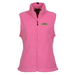 View a larger, more detailed picture of the Landmark Microfleece Vest - Ladies 