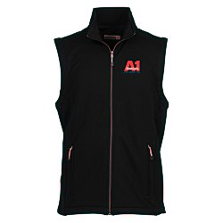 View a larger, more detailed picture of the Copland Pique Knit Vest - Men s