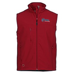 View a larger, more detailed picture of the Innis Soft Shell Vest - Men s