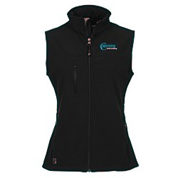 View a larger, more detailed picture of the Innis Soft Shell Vest - Ladies