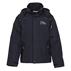 View a larger, more detailed picture of the Dutra 3-in-1 Waterproof Jacket - Men s