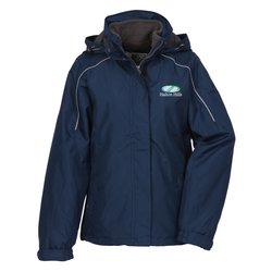 View a larger, more detailed picture of the Valencia 3-in-1 Jacket - Ladies