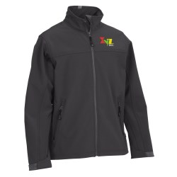 View a larger, more detailed picture of the Basin Soft Shell Jacket - Men s