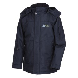 View a larger, more detailed picture of the Rouge River Insulated Hooded Parka - Men s